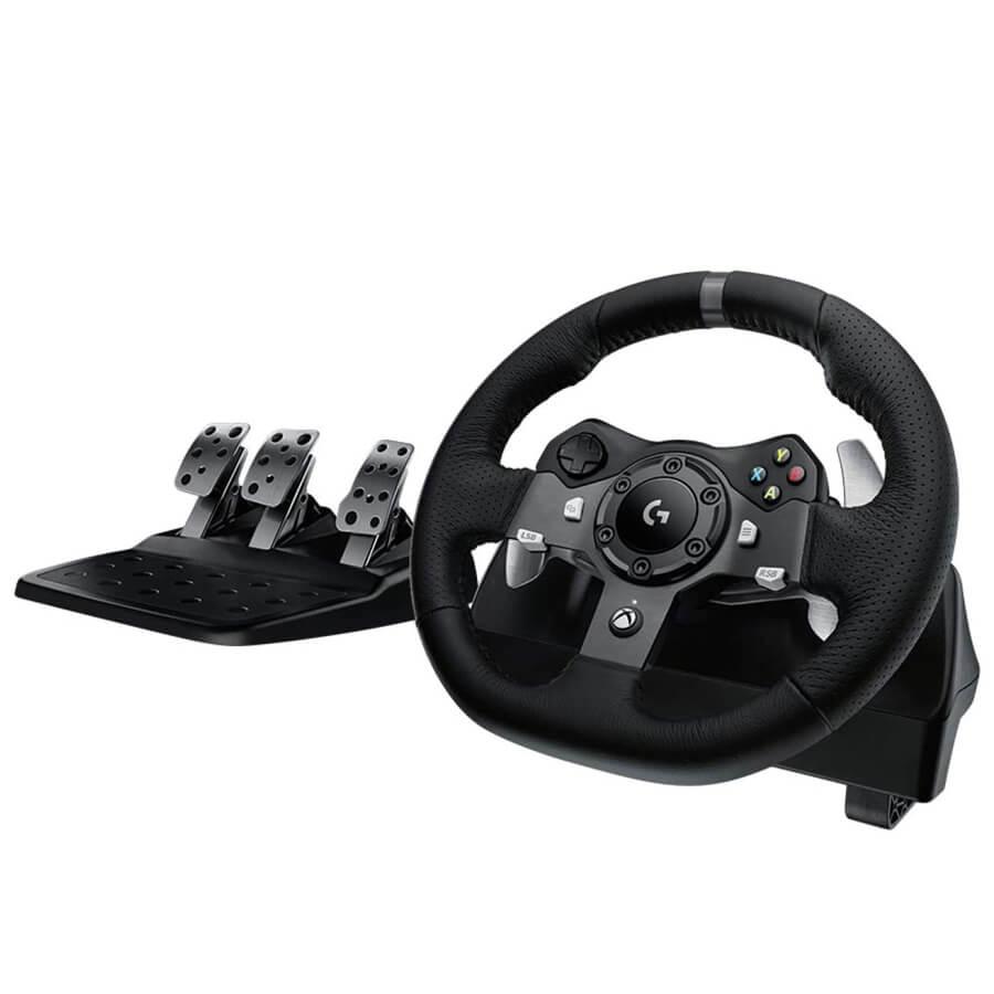 فرمان بازی Logitech G920 Driving Force