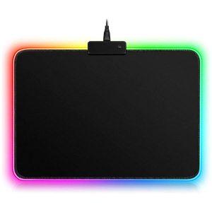 ماوس پد گیمینگ RGB سایز کوچک ARNO