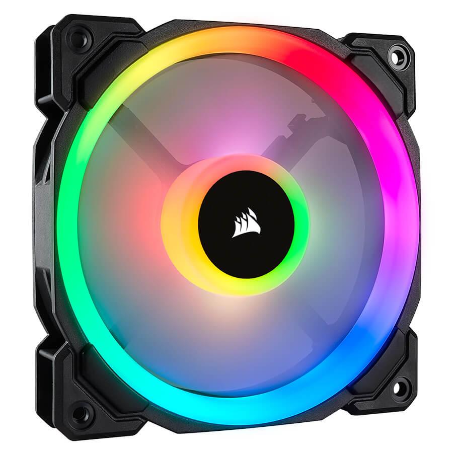 فن کیس کورسیر LL120 RGB 120mm