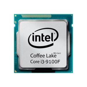 پردازنده اینتل CORE I3 9100F