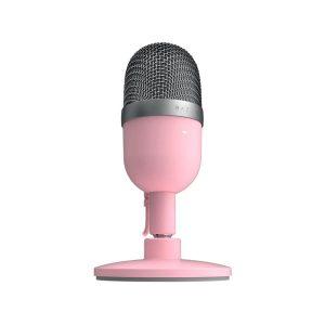 میکروفون گیمینگ Razer Seiren Mini Quartz Pink